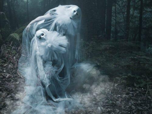 A Scanty Post-Mortem History Of Spirit Photography