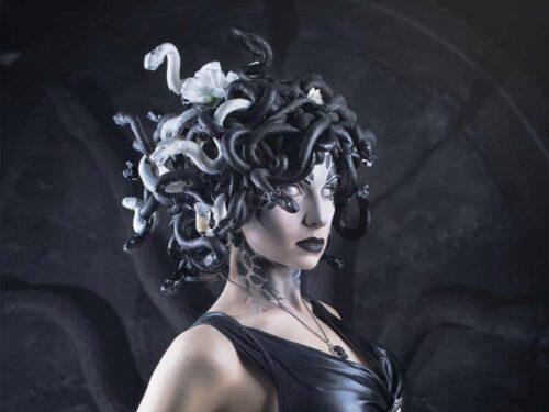 Medusa's Metamorphosis And Monstrous Violation