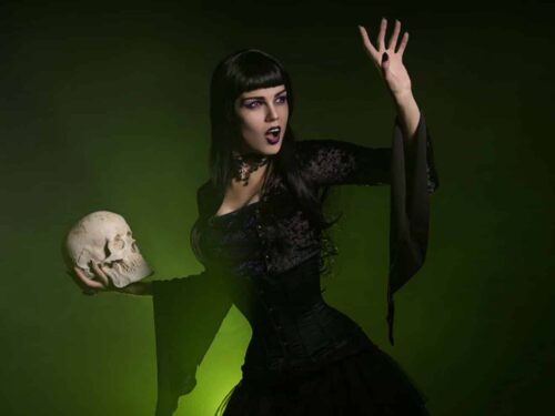 Morgan Le Fay, The Arthurian Witch And Shape-Shifter