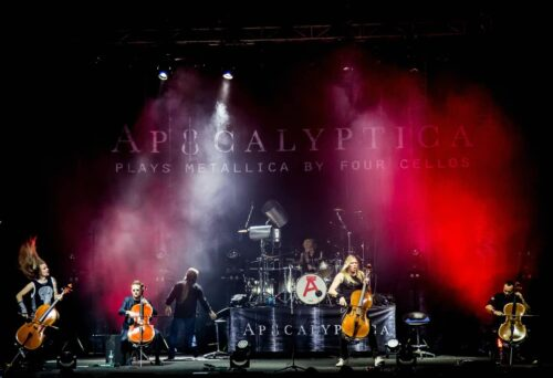 Apocalyptica Performance Opens Festival Del Diablo III