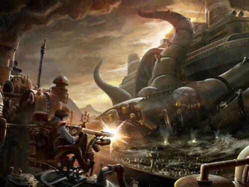 Defining Posthuman Gothic Monstrous Machinery