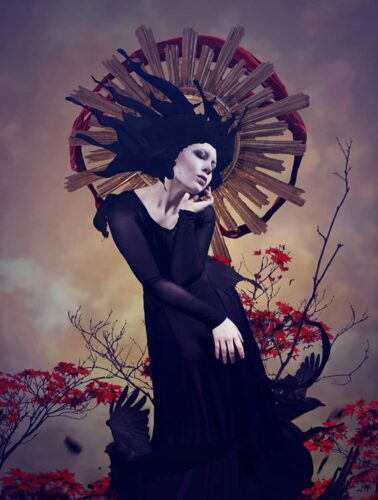Gothic Tales on How to Murder a Beautiful Woman