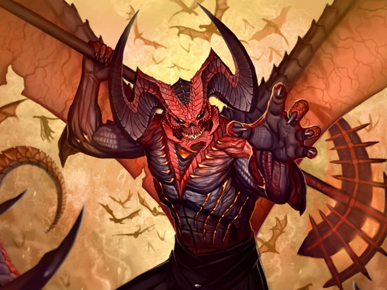 The Origin and Nature of the Conflict with the Devil