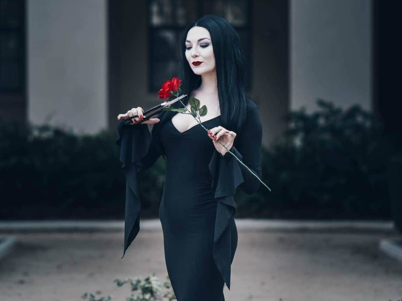Contemporary Gothic Fashion and Past Essences