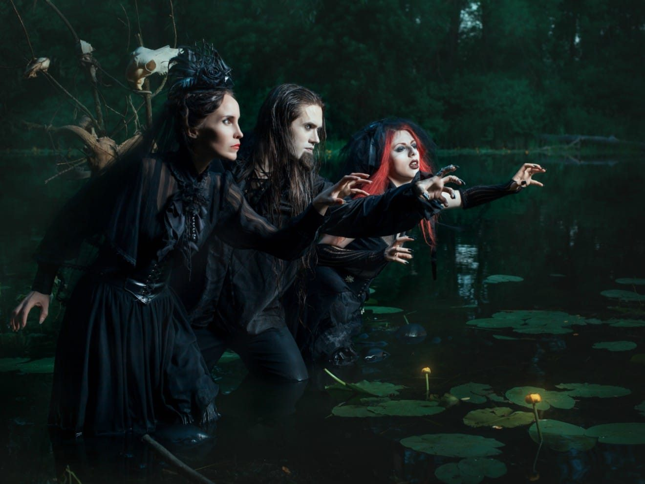 Heavy Metal Lyricism and The Purest Gothic Behind