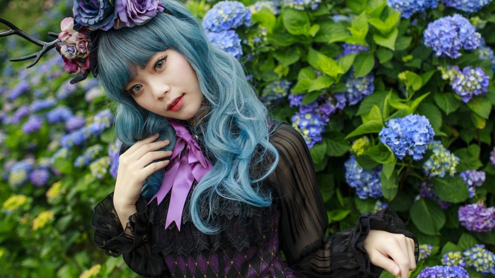 Japanese Gothic Lolitas Doll-like Aesthetics and Sensual Glamour