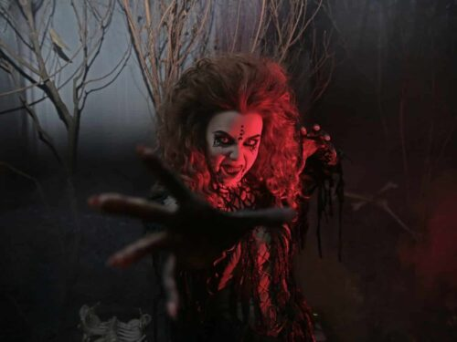 Toward an Aesthetics of Cinematic Horror in Culture