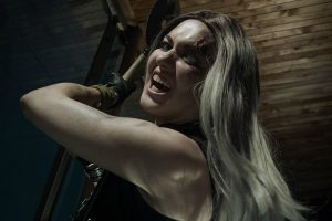 Violent Women and the Sadism in Slasher Films
