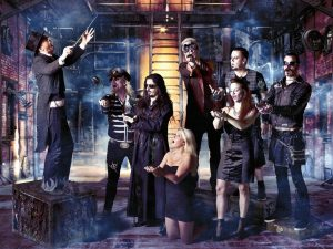 Rock Opera Direction in Therion's 'Beloved Antichrist'