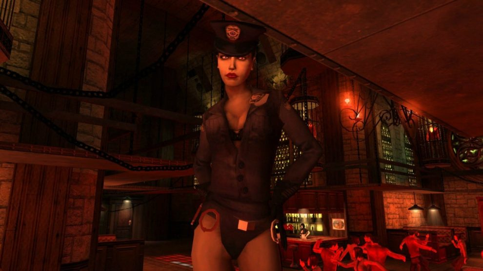 'Vampire: The Masquerade – Bloodlines' Explores the Undead Society