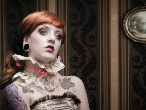 Neo-Victorian Tattooing in a Most Sincere Fashion, Darker and Richer