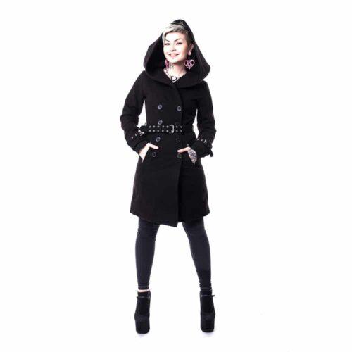 Decay Women's Winter Hooded