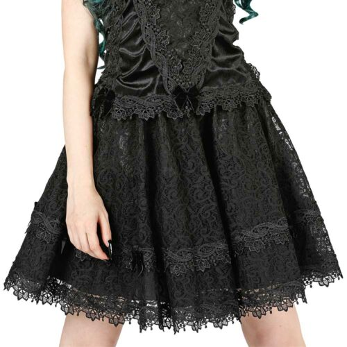 Delinda Mini Skirt