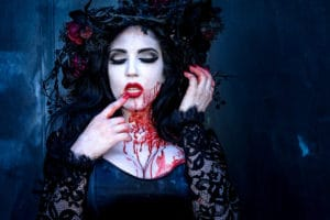Transformation of the Grotesque into the Gothic Novels