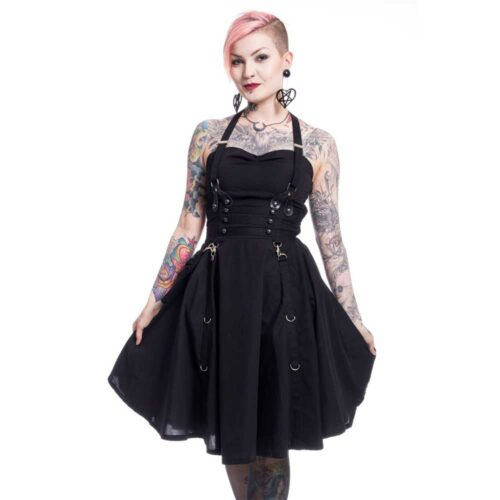 Lucya Wide Dress