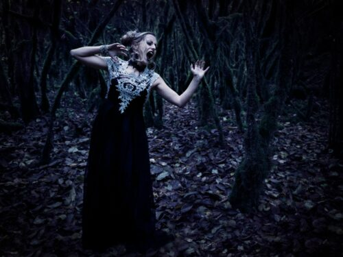 Mystics, Demoniacs, and the Physiology of Spirit Possession