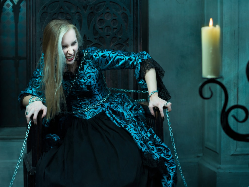 The Paradox of Horror: The Dark Side of Gothic Aesthetics