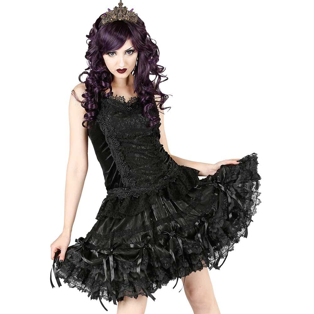 Rashida Organza Mini Skirt