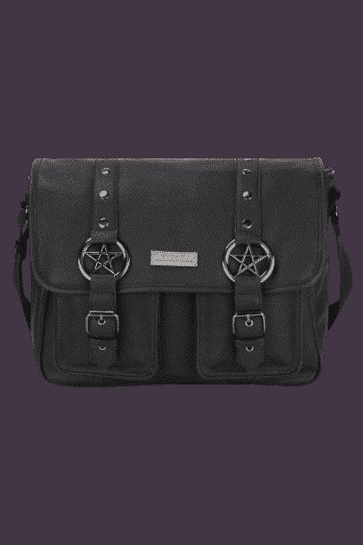 Ritual Ring Messenger Bag
