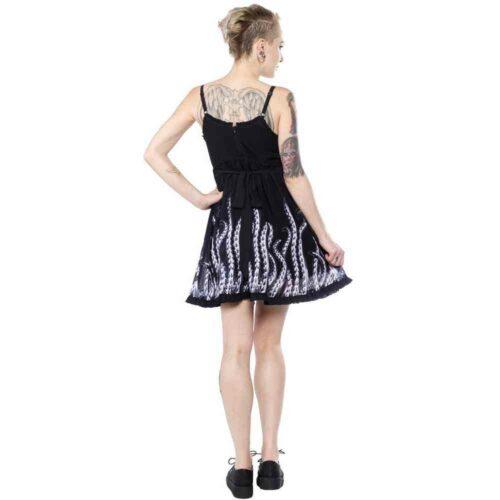 Sourpuss Sourpuss Tentacles Dolly Dress