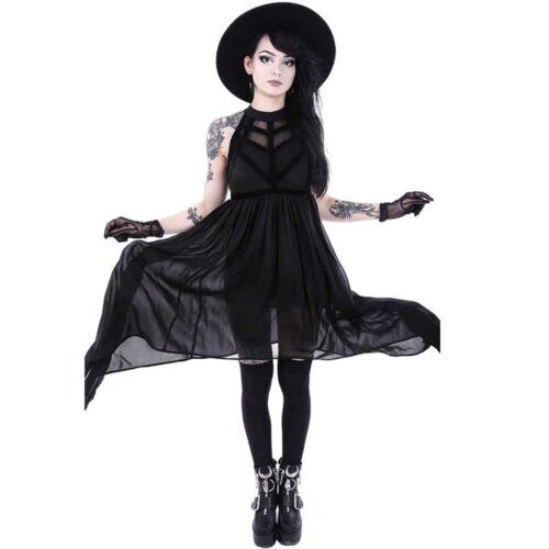 Spiderweb Dress