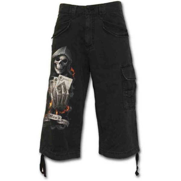 Ace Reaper Cargo Shorts