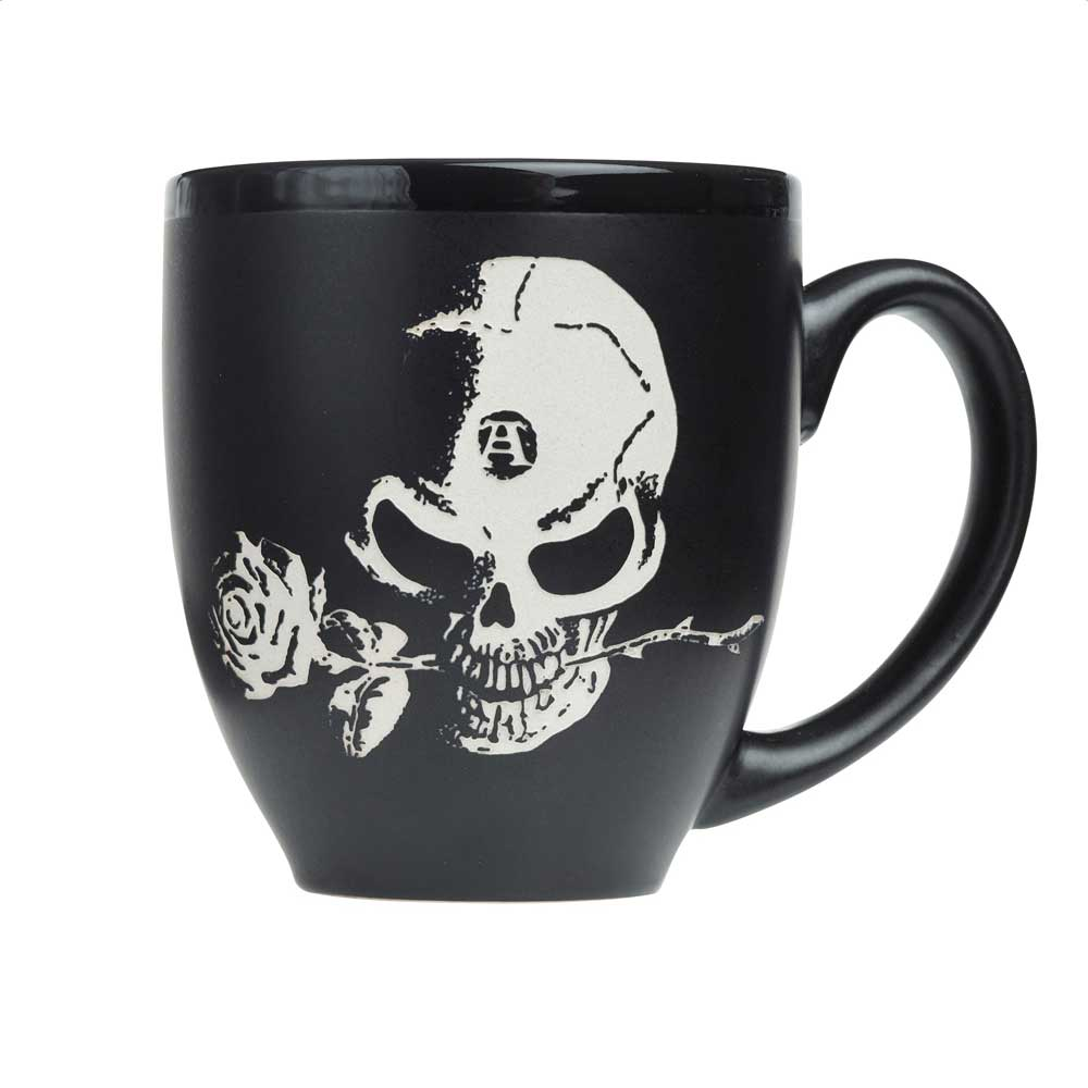 Alchemist Engraved Mug