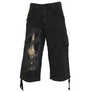 Bone Rips Three-Quarter Cargo Pants