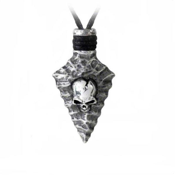 Capita Nose Spearhead Skull Necklace