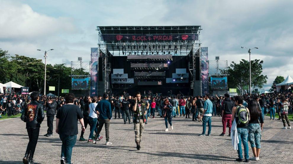 Festival Rock al Parque Endurance for Cultural Diversity