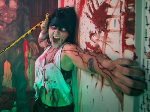 Frightening Yourself: The World of Horror Video Games