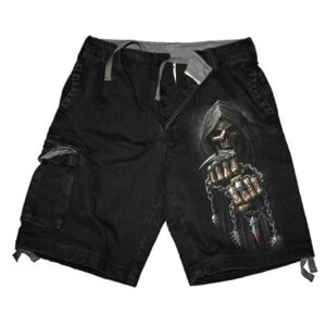 Game Over Cargo Shorts