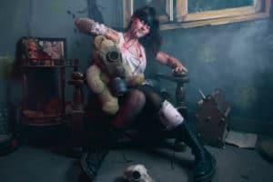 The Horror Body: Transgressing Beyond the Anatomy