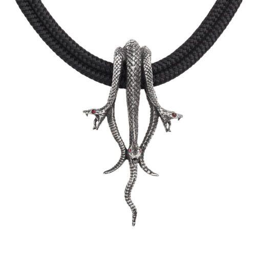 Hydra Serpent Necklace
