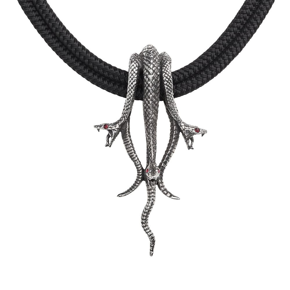 Hydra Serpent Necklace