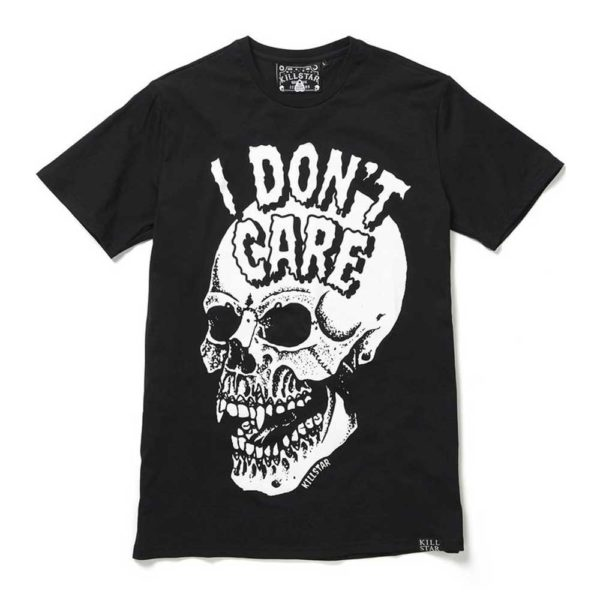 I Don't Care Short Sleeve