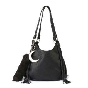 Janis Fringe Handbag