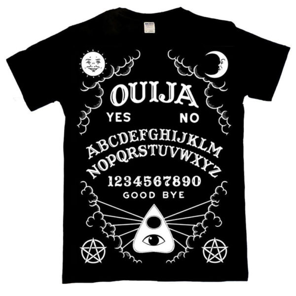 Ouija Board Shirt