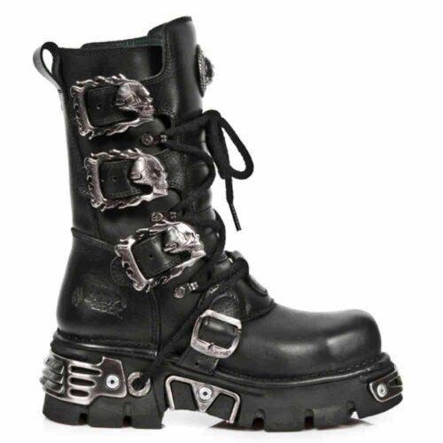 Reactor Negro Toberas Boots
