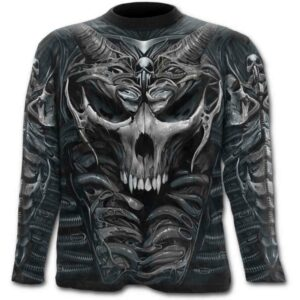 Skull Armour Long Sleeve