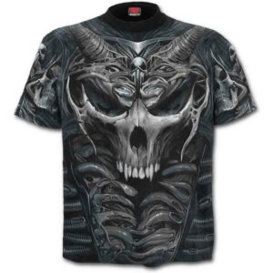 Skull Armour Short Sleeve