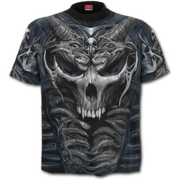 Skull Armour Short Sleeve