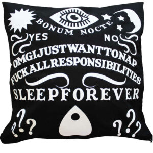 Sleep Forever Cushion