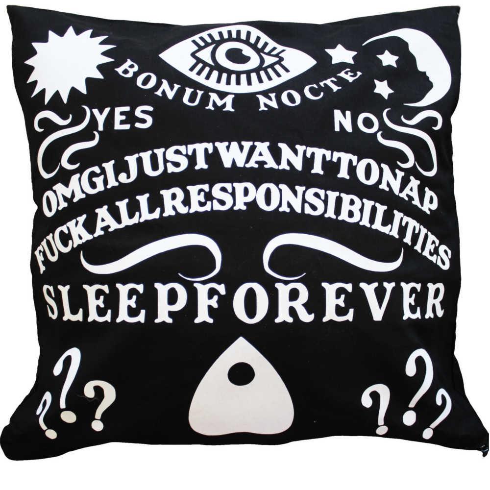 Sleep Forever Cushion