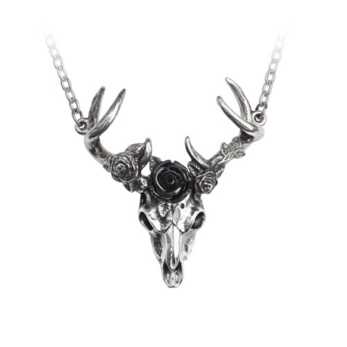White Hart Necklace