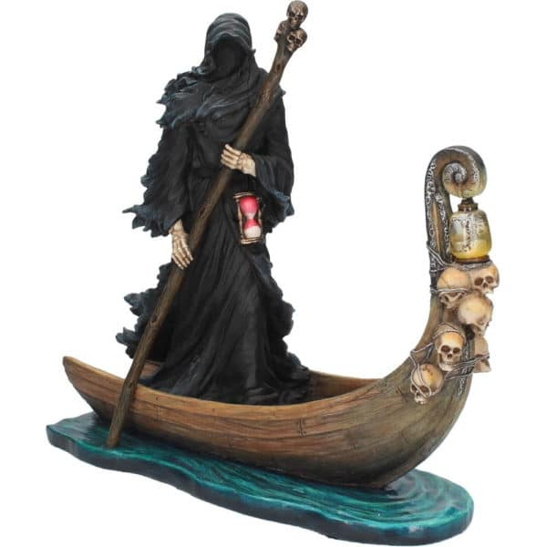 Charon Ferryman of the Underworld Figurine