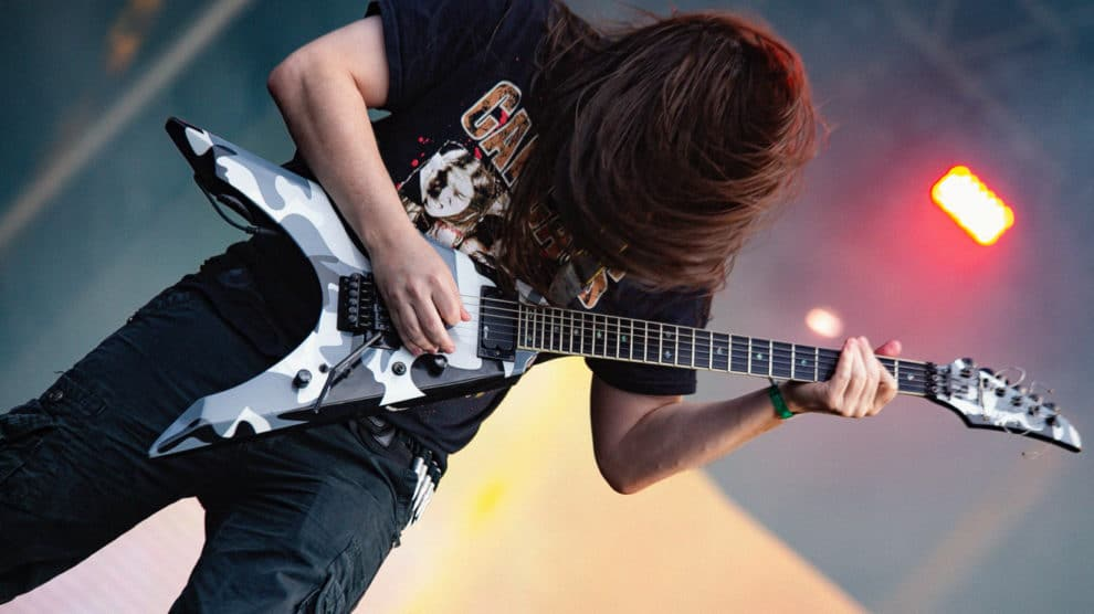 Festival Rock al Parque Opening Taken to the Extreme