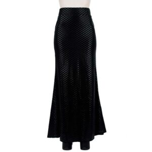 Black Sea Long Skirt