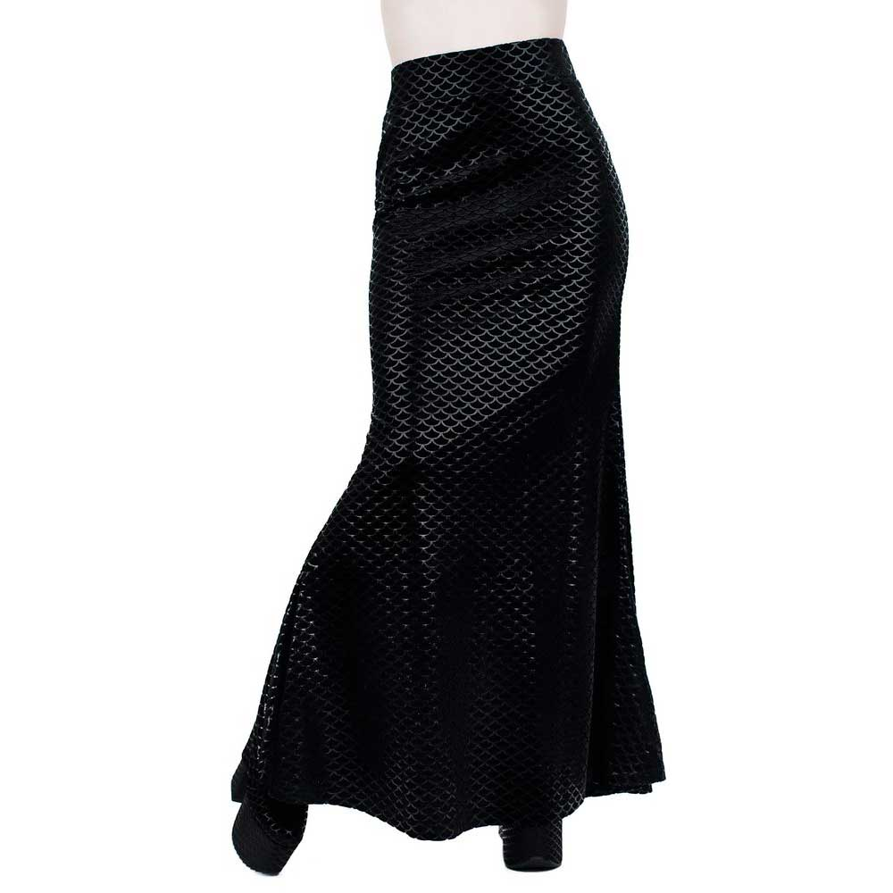 Black Sea Long Skirt