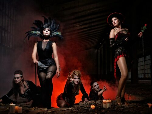 Daughters of Darkness and the Sinful Lesbian Vampires